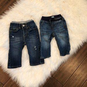 Bundle | Levi's & GAP | Pants